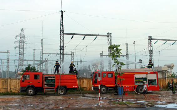 Electrical substation fire hits Samsung Galaxy Note 8 production plant in Vietnam