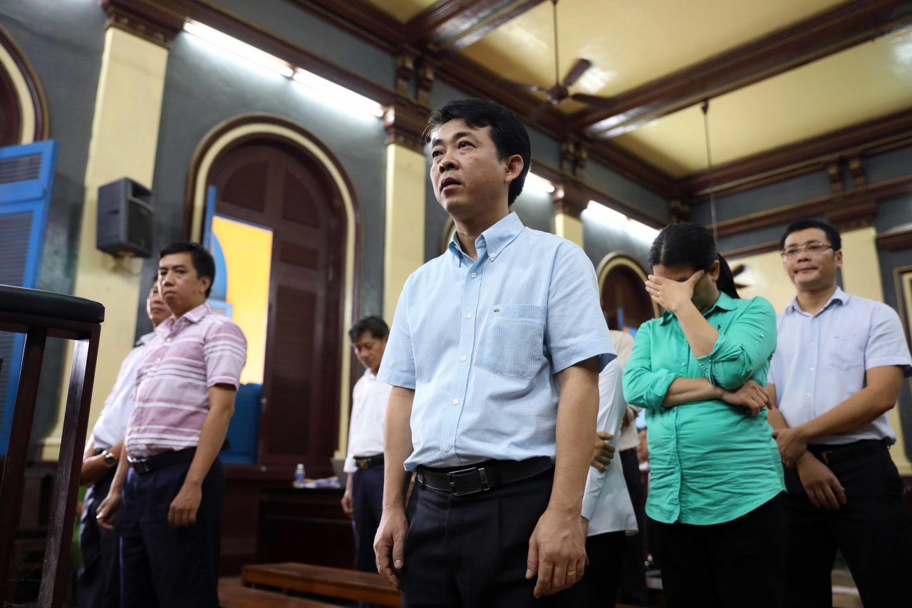 Vietnamese pharmaceutical firm's ex-director faces up to 12 years for smuggling