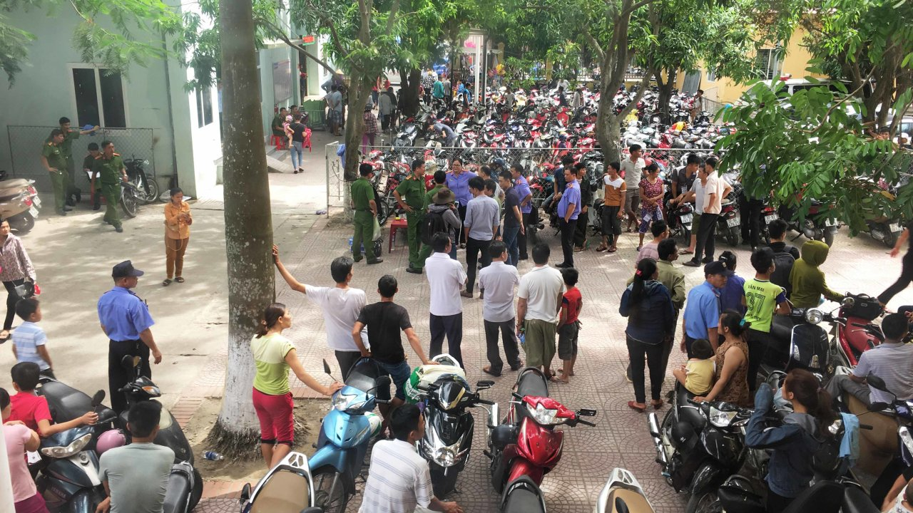 Patient's father stabs hospital security guard to death in central Vietnam