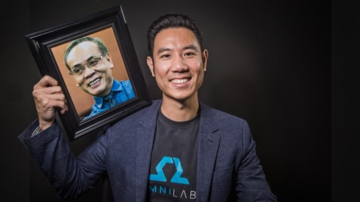 Vietnamese CEO makes Silicon Valley's 40 under 40 list