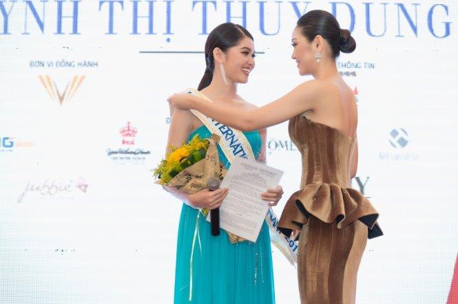 Miss Vietnam's second runner-up to attend Miss International 2017