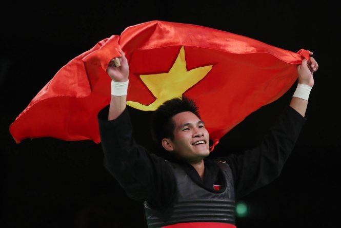 Vietnam seals gold medal hat-trick in pencak silat on SEA Games penultimate day