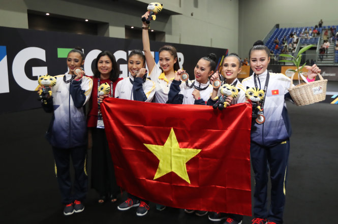 Mission accomplished: Vietnam finishes third at 2017 SEA Games