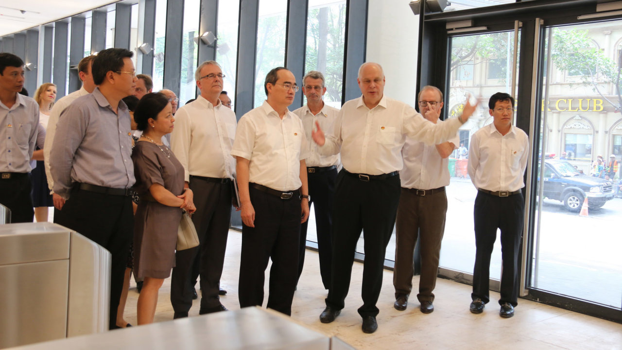 'German House' to tighten relationship between Vietnam and European businesses