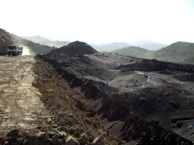 Solution found for million-ton pile of copper slag waste near Nha Trang