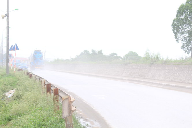 Alarming pollution in Hanoi sparks concern among locals
