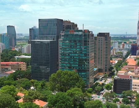 Mapletree renames Kumho Asiana Plaza to mPlaza Saigon
