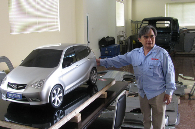 Engineer recalls bitter story of pioneering Vietnamese carmaker