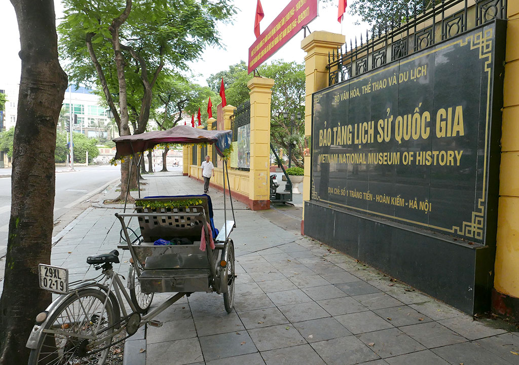 Vietnam's obsession with mediocre but costly museums