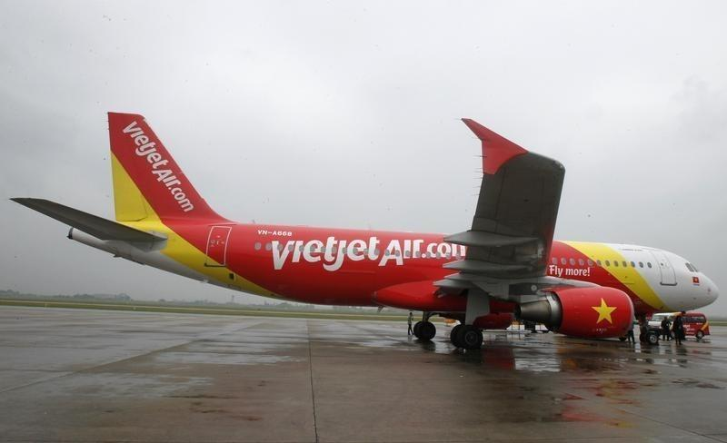 Thai VietJet Air barred from operating int'l flights, awaits re-certification in Thailand
