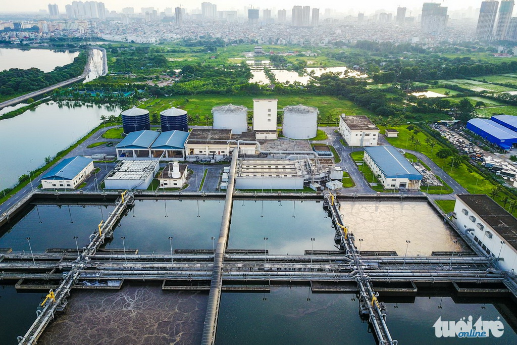 Wastewater treatment plants proved ineffective at Hanoi industrial clusters