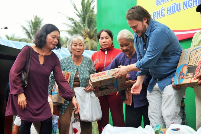 Charity in Vietnam: Help is sometimes hard to get
