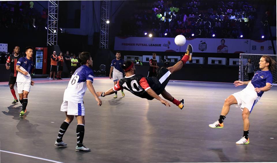 Dream come true: Vietnamese players join ex-superstars in Premier Futsal league