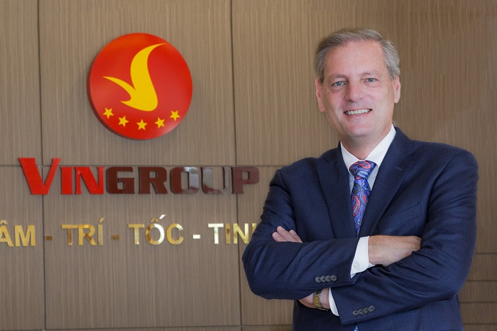 Former GM vice president appointed to lead made-in-Vietnam car dream