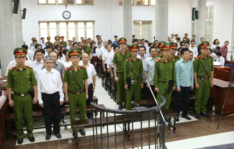 Vietnam ex-banker sentenced to death in fraud saga
