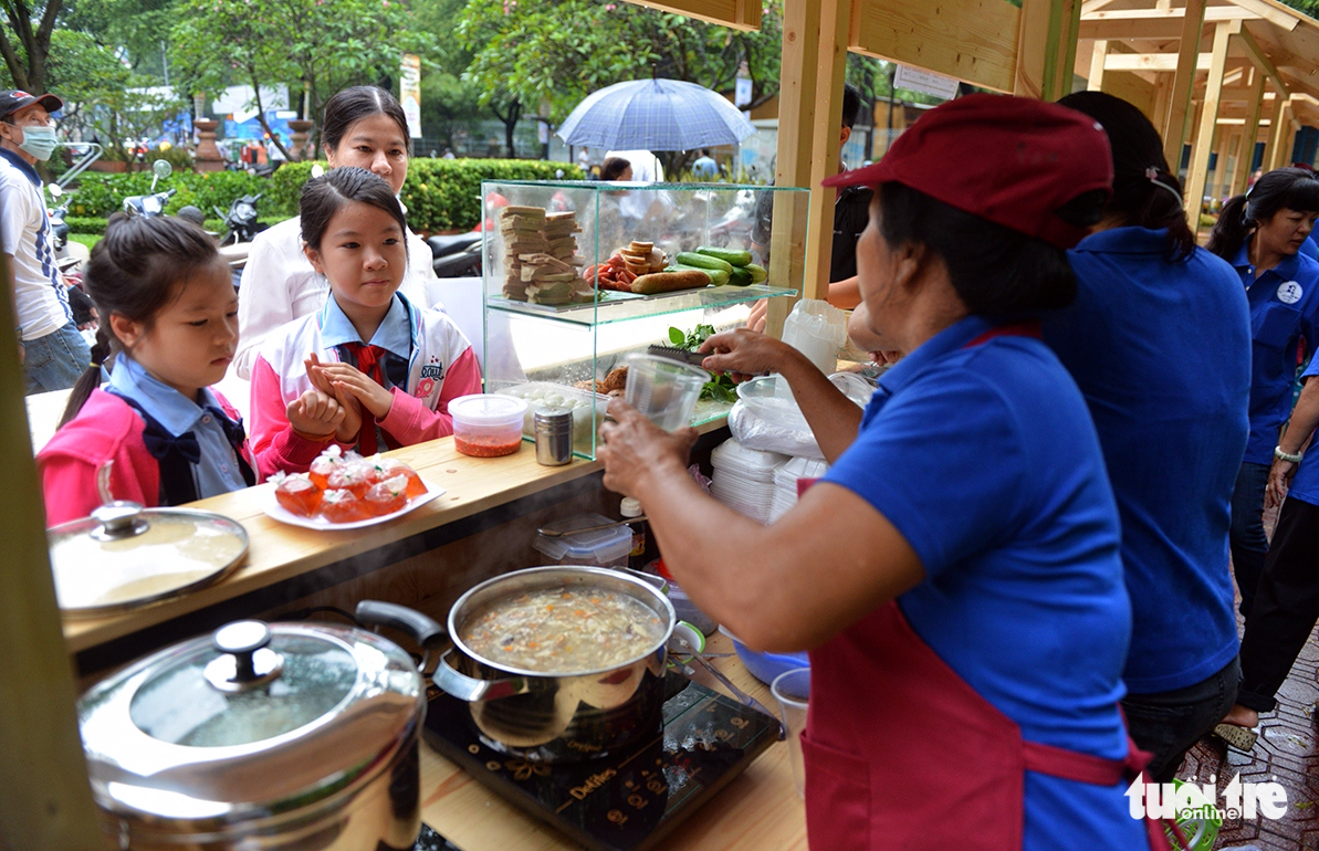 Ho Chi Minh City opens second 'food street'