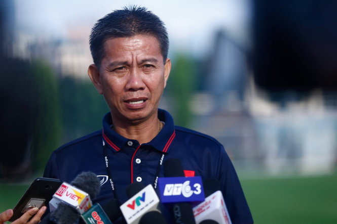 Vietnam's head coach aims high at 2018 AFC U19 Championships