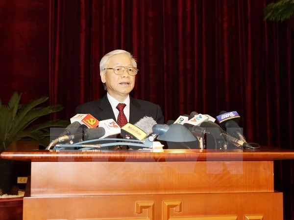 Vietnam to concentrate on streamlining political system during important Party meeting
