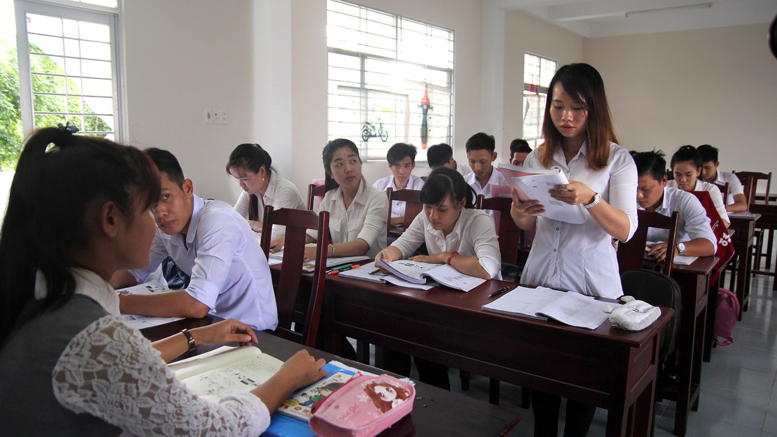 Vietnamese youths follow labor export trend, seek opportunity in Japan