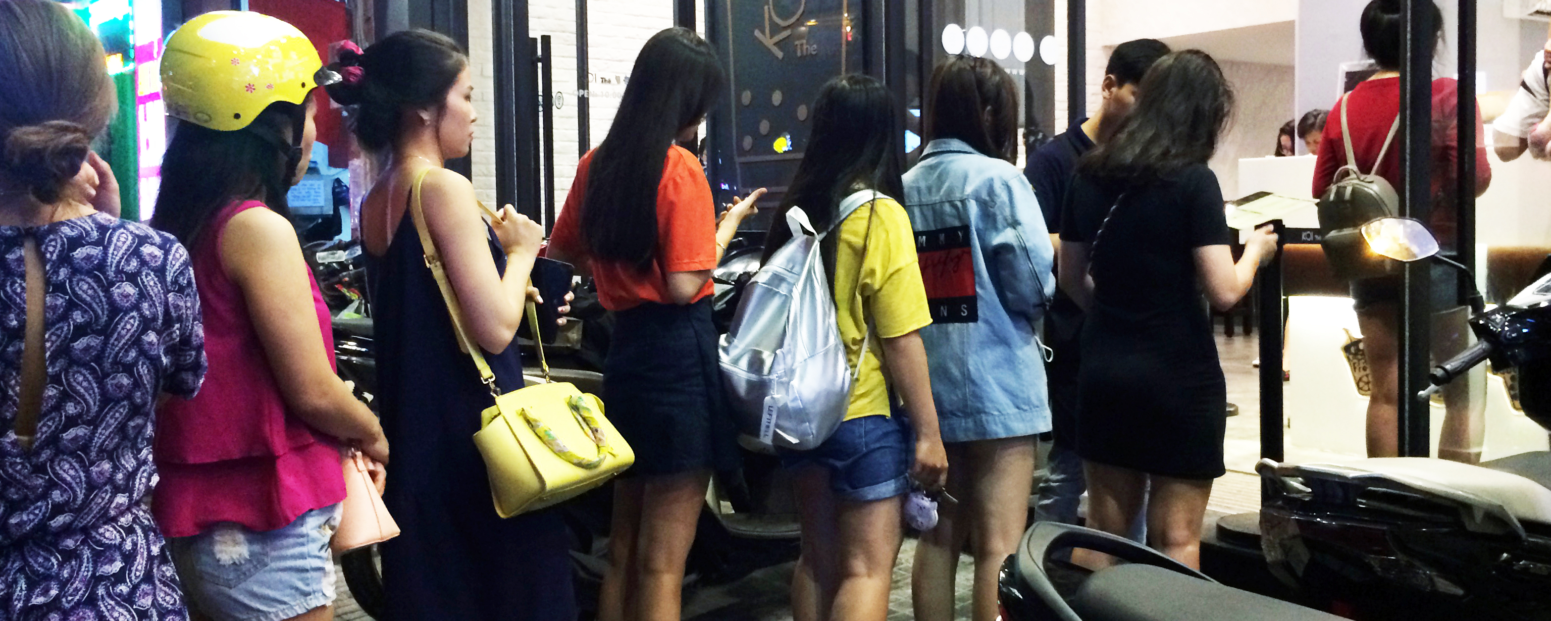 Bubble tea in Saigon: Rise of a generation of milk tea drinkers