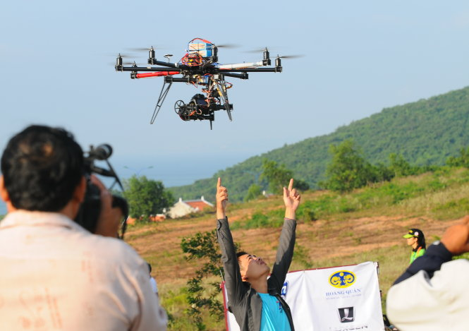 ​Vietnam's defense ministry requests tighter management of drones