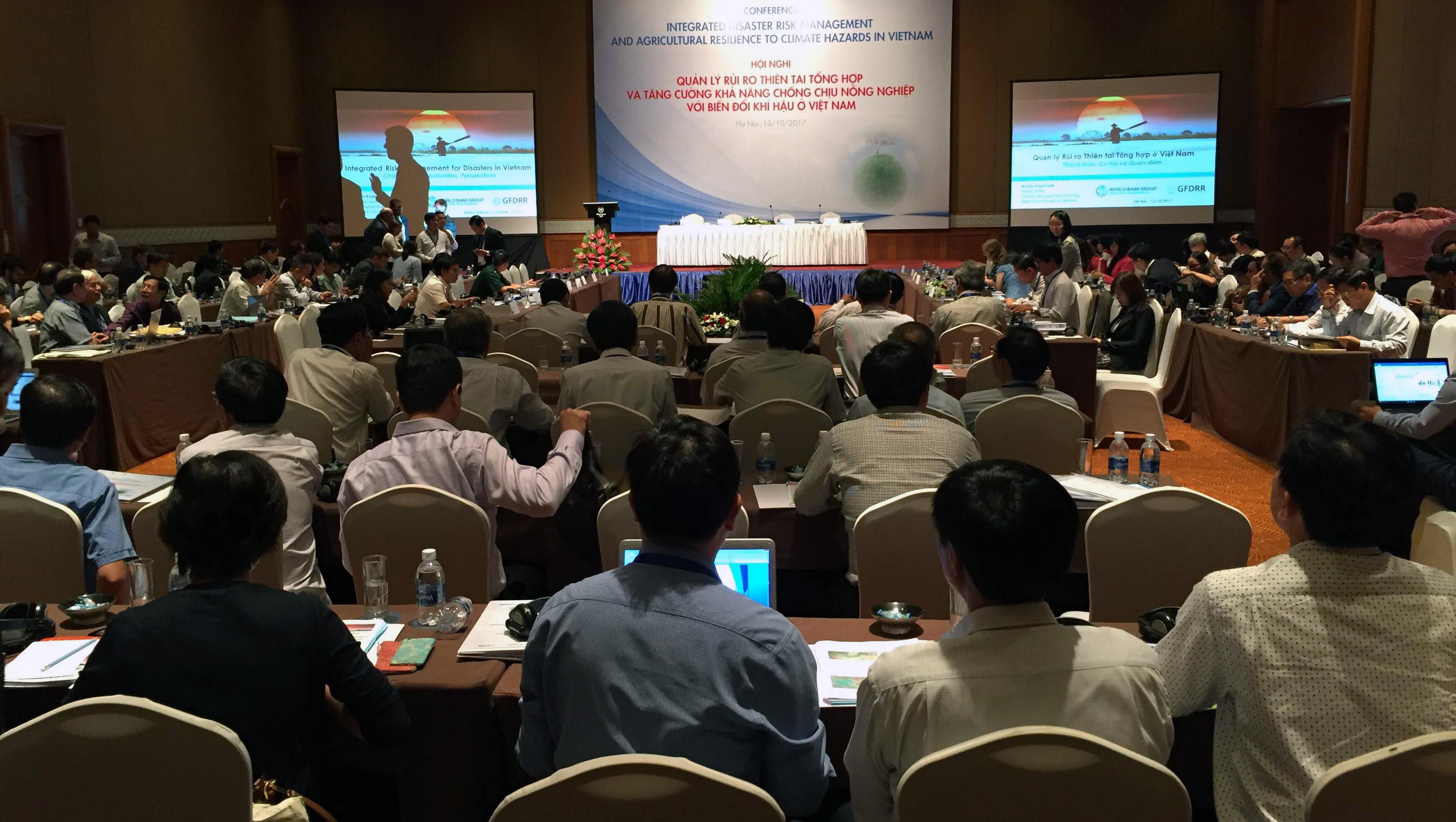 Vietnam seeks integrated strategy for disaster risks mitigation