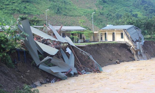 Northern Vietnam, ravaged by floods, braces for Storm Khanun