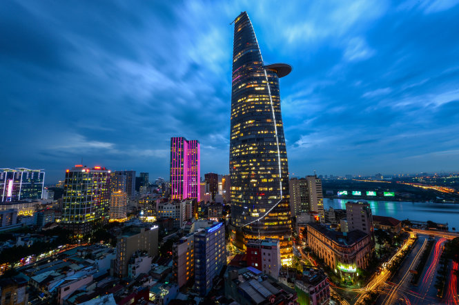 ​Ho Chi Minh City's per capita income forecast to hit $9,800 in 2020