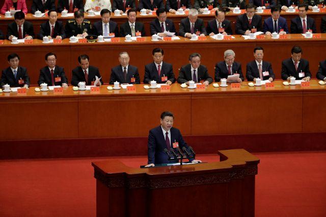 China's Xi pledges to build