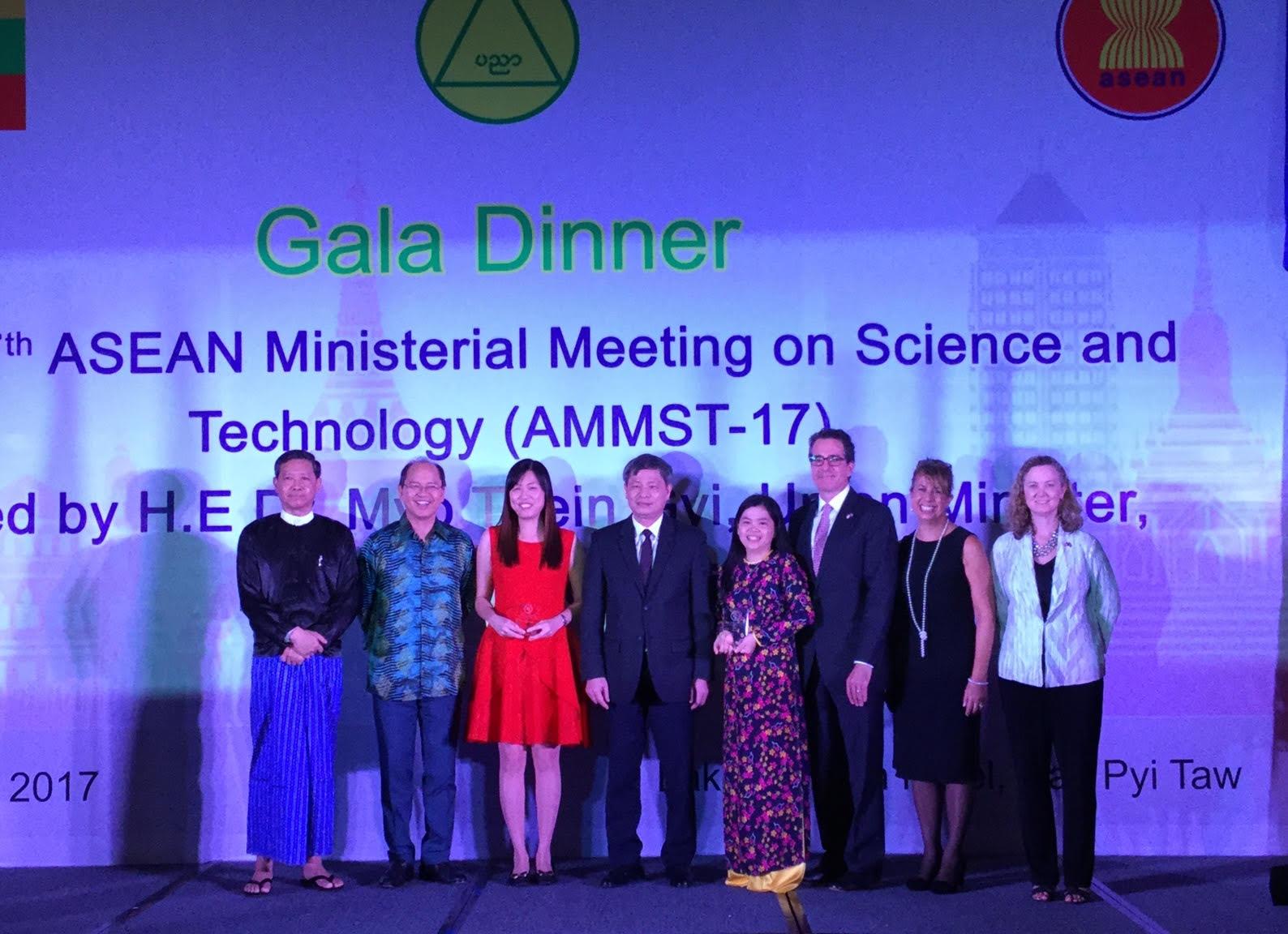 Vietnamese researcher wins ASEAN-U.S. Science Prize for Women
