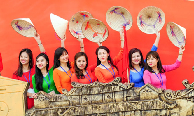 In praise of Vietnamese women