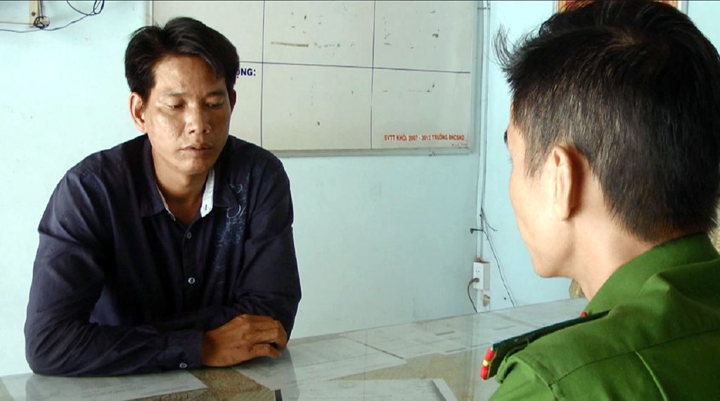Vietnamese thief arrested after six years at large