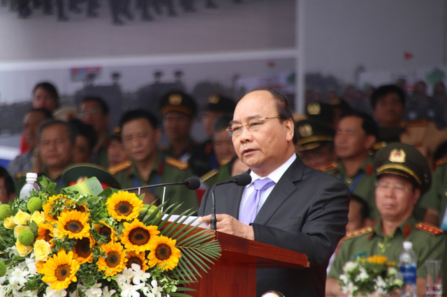 Vietnam's PM orders 'absolute security' during APEC week in Da Nang