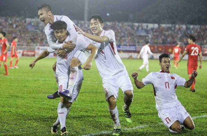Vietnam grouped with S. Korea, Australia at 2018 U-23 Asian Championship