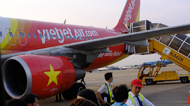 Vietjet opens two routes from Ho Chi Minh City to Phuket, Chiang Mai