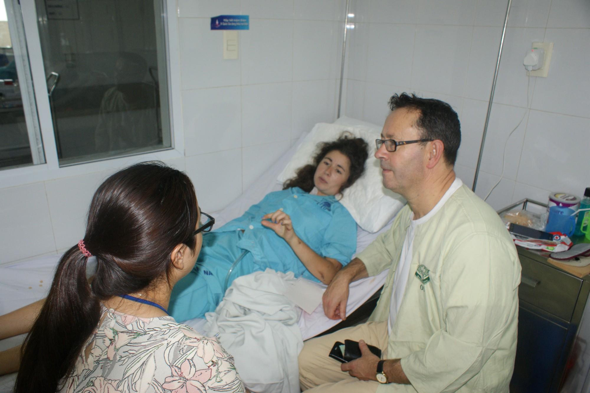 British tourist survives ruptured heart atrium after road crash in Vietnam