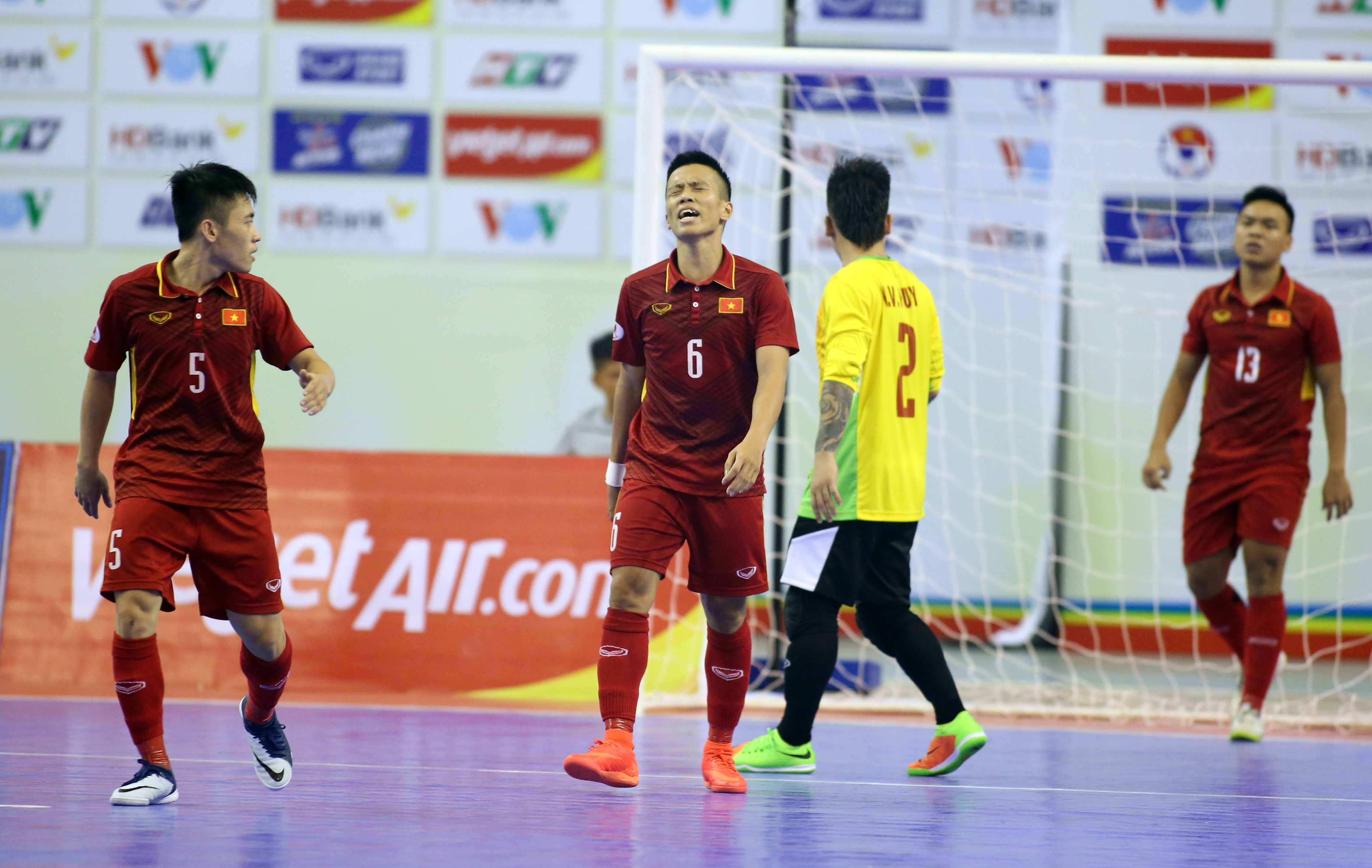Vietnam bow out of AFF Futsal Championship following 'worst defeat'