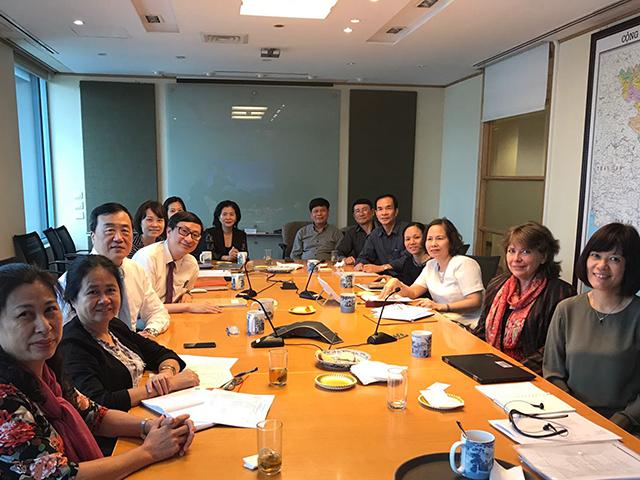 Hong Kong university becomes World Bank consultant for Vietnamese teachers' professional development