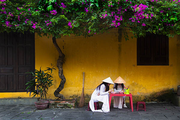What keeps me in Hoi An?