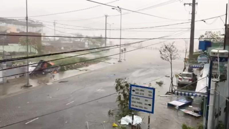 ​Death toll from typhoon in Vietnam rises to 27
