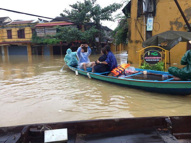​Hoi An alters APEC schedule because of severe flooding