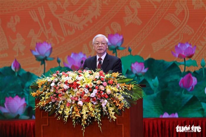 Hanoi remembers 100th anniversary of Russia's October Revolution