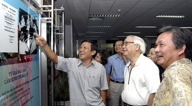 The Internet turns 20 in Vietnam: P5 – The premier's first email