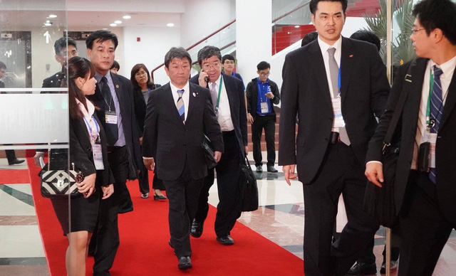 Asia-Pacific ministers, including one from Vietnam, agree in principle to TPP