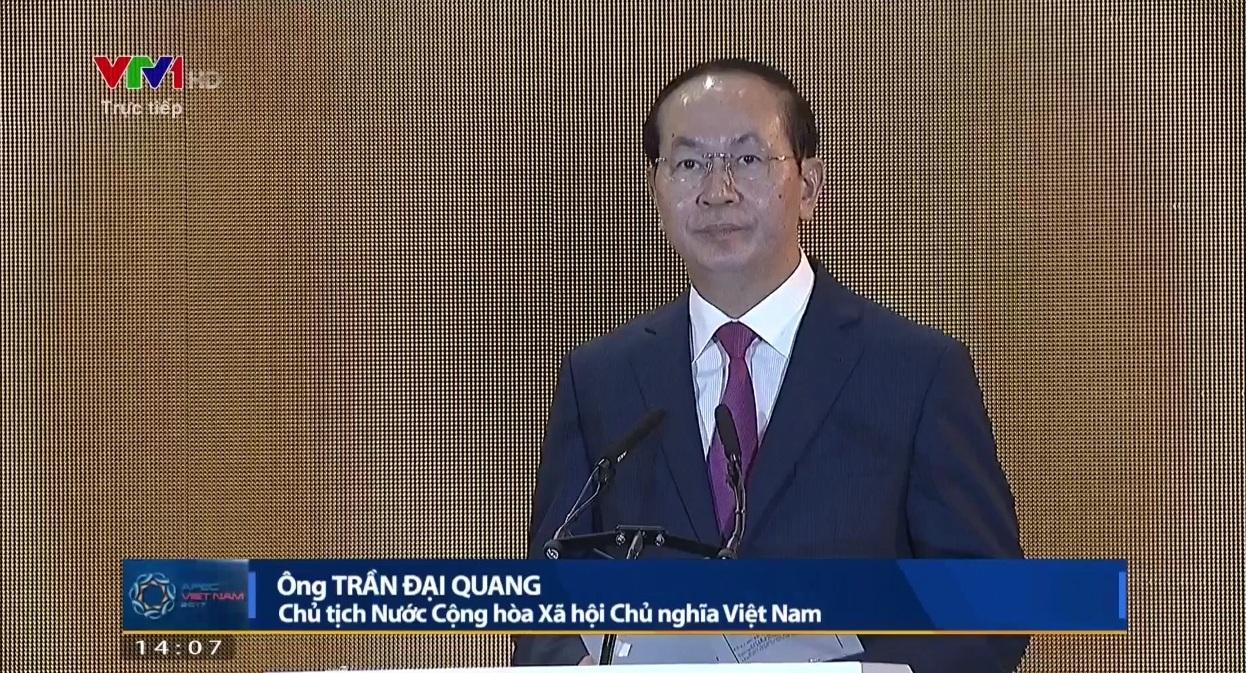 Vietnamese State President underscores APEC's global role in keynote speech in Da Nang