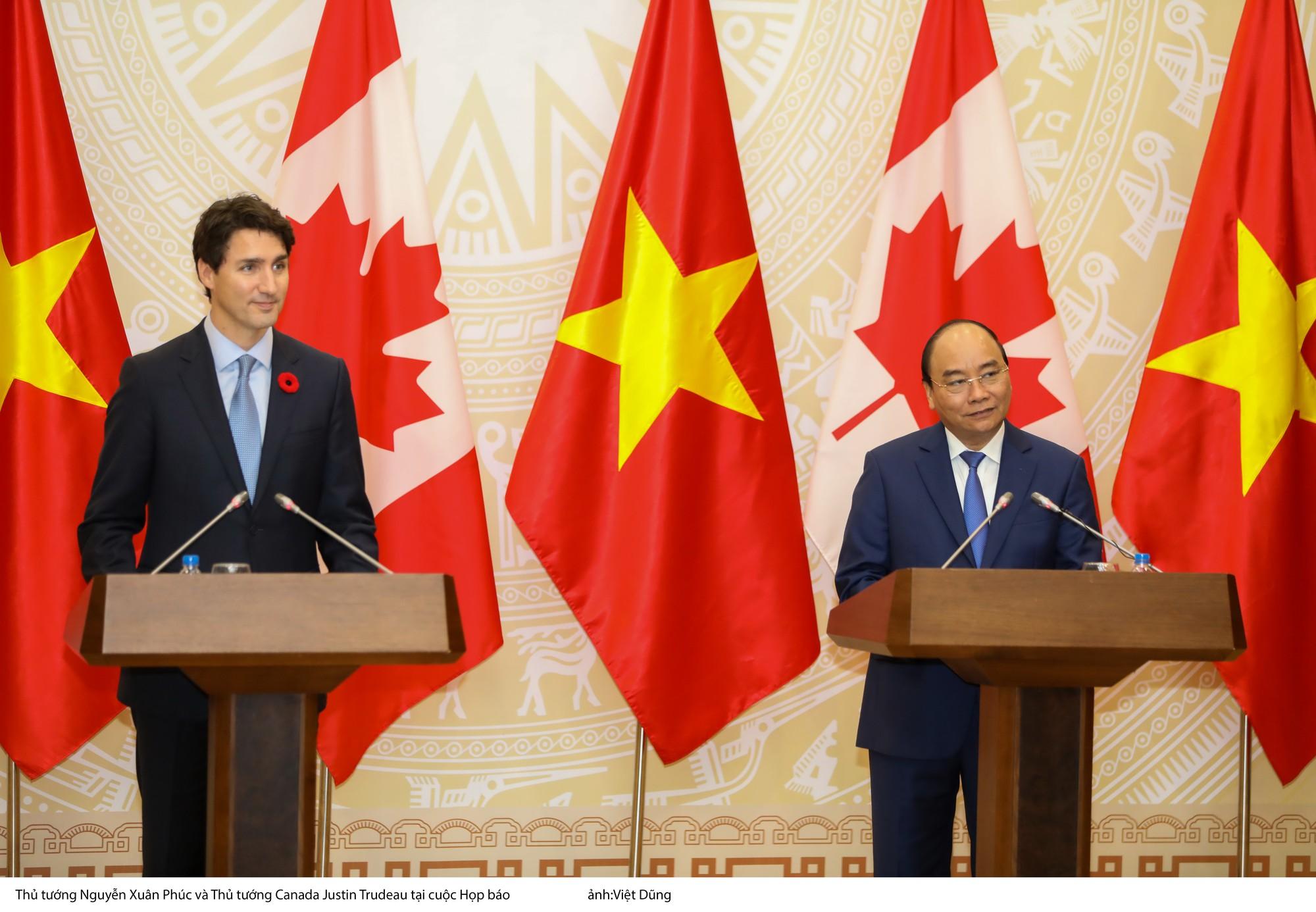 Vietnam, Canada establish framework for comprehensive partnership