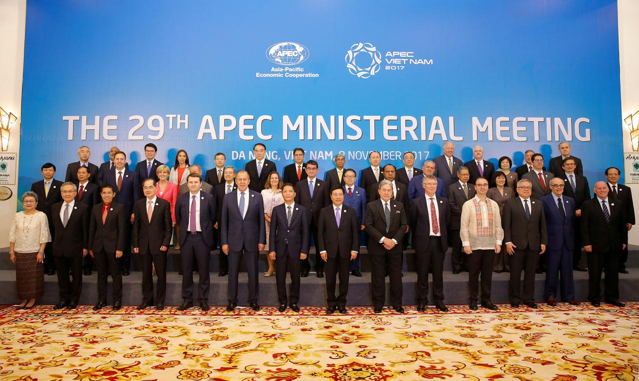 Asia-Pacific leaders' trade opportunity