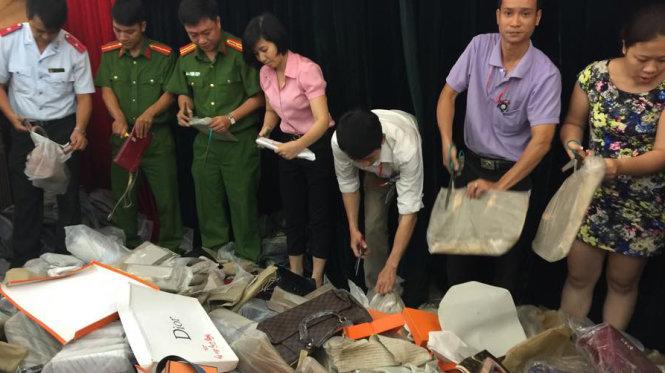 So many fake things in Vietnam