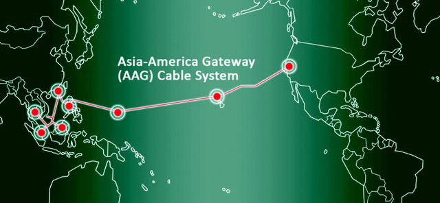 The Internet turns 20 in Vietnam: P7 – Fiber optic cable 'gateways'
