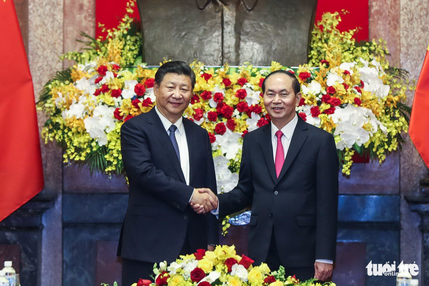 Vietnam, China agree to effectively manage maritime disputes